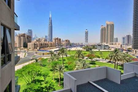 فلیٹ 1 غرفة نوم للبيع في وسط مدينة دبي، دبي - Vacant | Downtown&Park View | Furnished