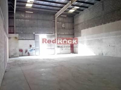 مستودع  للايجار في جبل علي، دبي - NO TAX  6400 Sqft Warehouse for Rent in Jebel Ali