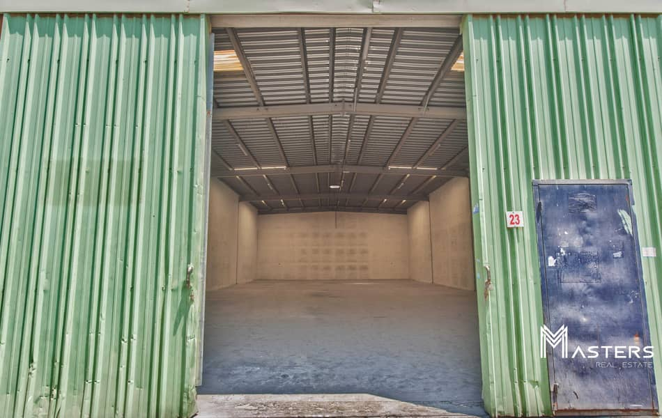 Clean Warehouses | Near Metro Station | Power 20kw