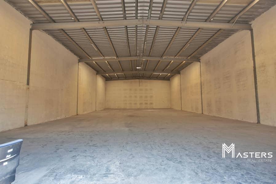 2 Clean Warehouses | Near Metro Station | Power 20kw