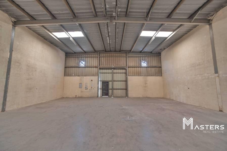 6 Clean Warehouses | Near Metro Station | Power 20kw