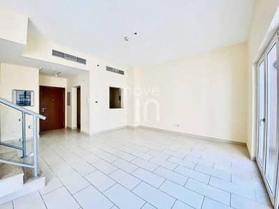 شقة 2 غرفة نوم للبيع في قرية جميرا الدائرية، دبي - Vacant 2 Bed Duplex  Pool Views 2 Parking + Storage