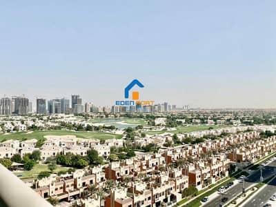 3 Bedroom Apartment for Sale in Dubai Sports City, Dubai - 3 BHK| Facing Golf Course | Mid Floor | Elite 7 | DSC