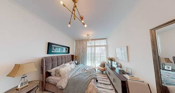 Studio for Sale in DAMAC Hills (Akoya by DAMAC), Dubai - No Commission  Full Golf View  Mortgage