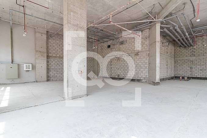 12 Brand New | Shell and Core | Great Location