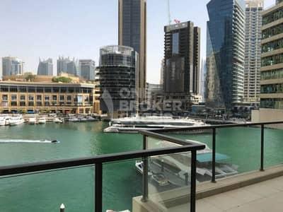 Bedrooms w Full Marina view