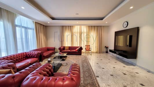 فیلا 6 غرف نوم للايجار في نخلة جميرا، دبي - Vacant 6 Bed Gallery Views I High Number I Call