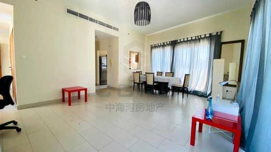 فلیٹ 1 غرفة نوم للايجار في قرية جميرا الدائرية، دبي - Huge 1 BHK apartment for rent in Sandoval Gardens