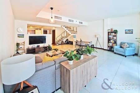 شقة 2 غرفة نوم للبيع في قرية جميرا الدائرية، دبي - Two Bedrooms   Pool View   1