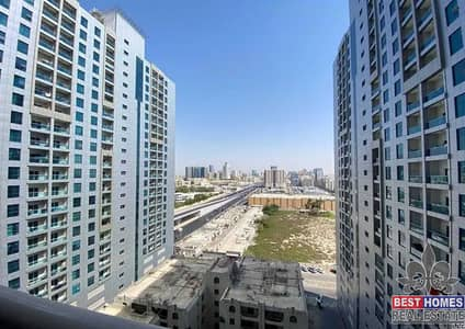 1 Bedroom Apartment for Rent in Al Nuaimiya, Ajman - Open  View 1 bedrooms Available for rent In City Tower Ajman