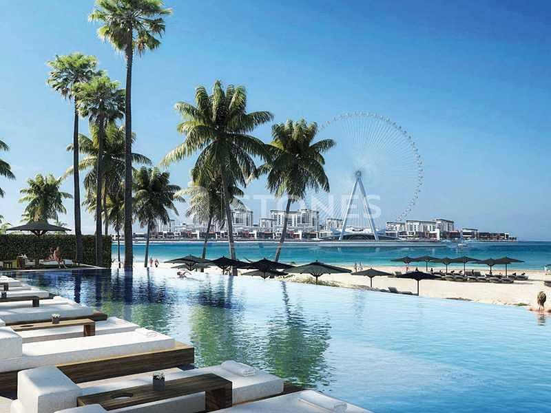 15 RESALE   Full Sea and Dubai Eye View   High-End