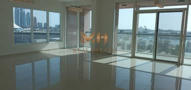 شقة في مارينا سان سات باي مارينا 3 غرف 200000 درهم - 5453076