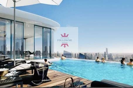2 Bedroom Apartment for Rent in Business Bay, Dubai - BRAND NEW - SEA VIEW - HIGH FLOOR