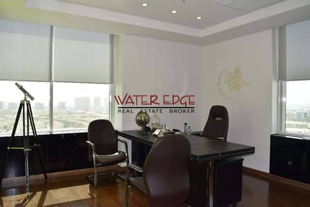 Premium Location for Furnished Office