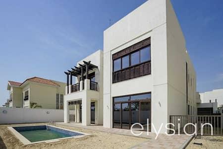4 Bedroom Villa for Sale in Mohammed Bin Rashid City, Dubai - Contemporary 4 Bed | Corner Unit | Private Pool