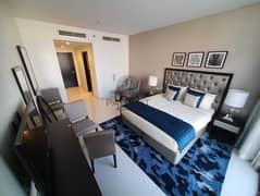 شقة في بناية سيليستيا دبي وورلد سنترال 348000 درهم - 5445187