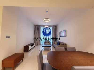 فلیٹ 2 غرفة نوم للايجار في الجداف، دبي - شقة في Emerald Tower برج الزمرد 2 غرف 74000 درهم - 5453731