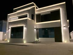 Everything You Need, All Right Here - Luxurious Villa | Al Shamkha South