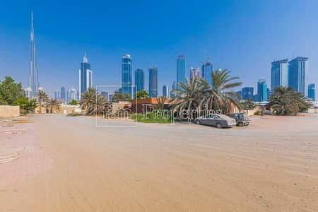 Plot for Sale in Al Wasl, Dubai - Freehold Residential Plots build your own home