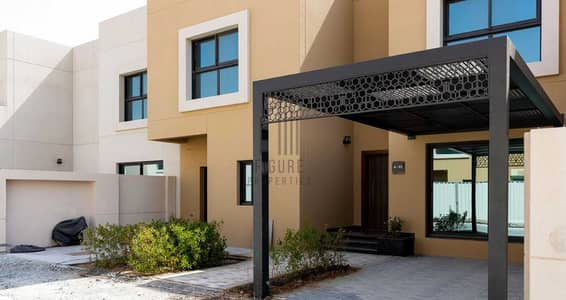 3 Bedroom Villa for Sale in Sharjah Sustainable City, Sharjah - Villas for sale near Sharjah Airport and Mohammed Bin Zayed Street at a price of 1,399,000 and a monthly installment