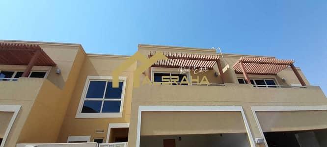 تاون هاوس 3 غرف نوم للايجار في حدائق الراحة، أبوظبي - تاون هاوس في ياسمينه حدائق الراحة 3 غرف 140000 درهم - 5453916