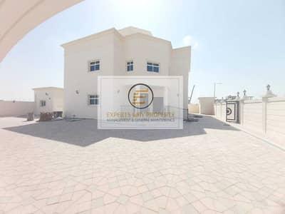 7 Bedroom Villa for Rent in Mohammed Bin Zayed City, Abu Dhabi - Brand new villa, super deluxe finishing