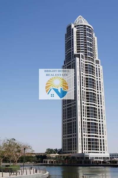 شقة 1 غرفة نوم للايجار في أبراج بحيرات الجميرا، دبي - شقة في برج ليك شور أبراج بحيرات الجميرا 1 غرف 45000 درهم - 5453972