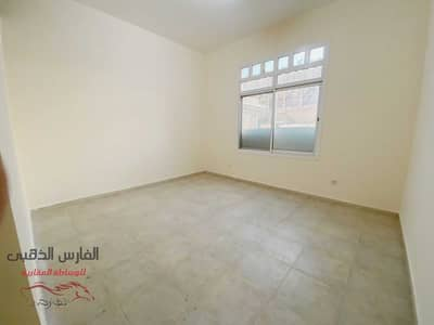 Monthly studio in Al Karama Street close to Khalifa Hospital and parking is available