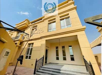 4 Bedroom Villa for Rent in Al Noaf, Sharjah - Massive 4_BR | 2 Spacious Living hall  |Maids room| Easy access on University Of Sharjah