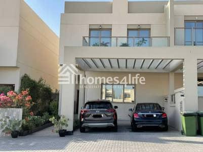 3 Bedroom Townhouse for Sale in Al Furjan, Dubai - Ready 3BR TH | Single Row End Unit | Motivated Seller