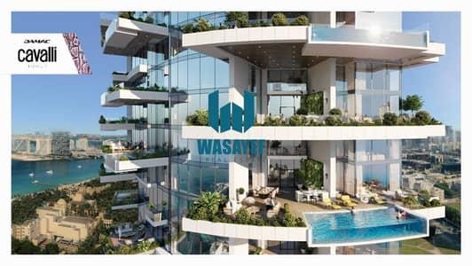 فلیٹ 1 غرفة نوم للبيع في الصفوح، دبي - شقة في برج كافالي الصفوح 1 غرف 1698000 درهم - 5454179