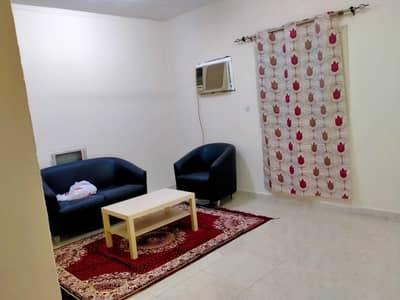 1 Bedroom Flat for Rent in Al Rawda, Ajman - Fully furnished 1 bhk with ac & fewa free in al rawda 1 Ajman