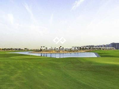 ارض سكنية  للبيع في داماك هيلز (أكويا من داماك)، دبي - Golf-Facing   Design your Masterpiece