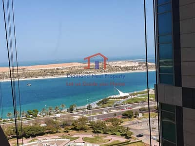 3 Bedroom Flat for Rent in Corniche Road, Abu Dhabi - Partial Sea View and Perfect Location