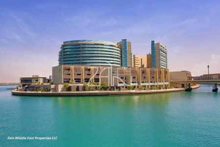 3 Bedroom Apartment for Rent in Al Raha Beach, Abu Dhabi - Sea View Large Apt High floor with Beach Access