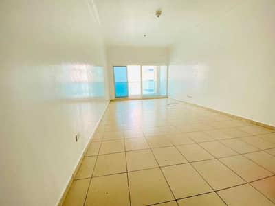 2 Bedroom Apartment for Rent in Al Sawan, Ajman - 2 bhk biggest size in Ajman one tower partial sea view