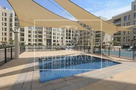 استوديو  للايجار في تاون سكوير، دبي - Pool Facing Unit | Great Deal  | Keys In Hand