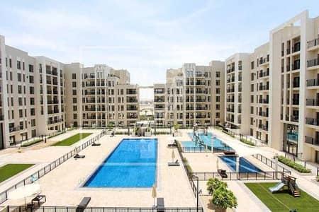 شقة 2 غرفة نوم للايجار في تاون سكوير، دبي - Pool View Unit | Modern Layout | Perfectly Located