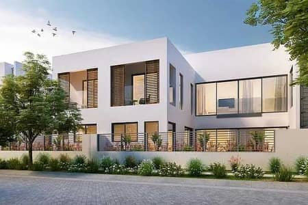 3 Bedroom Townhouse for Sale in Muwaileh, Sharjah - with post handover payment plan, own your dream villa now.