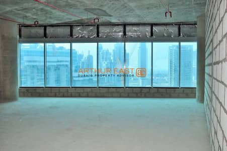 Shell and Core Office Space in Prime Tower Business Bay