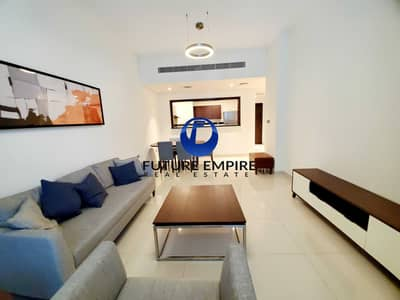 2 Bedroom Flat for Rent in Al Jaddaf, Dubai - Brand New Luxury Furnished 2Bhk - 1Month Rent Free - All Facilities