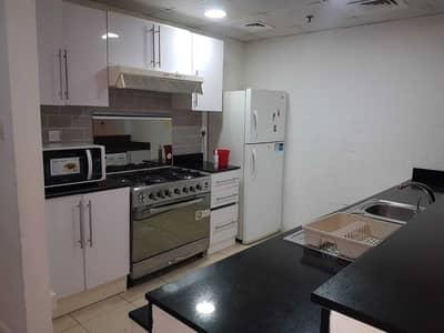 فلیٹ 2 غرفة نوم للايجار في دبي مارينا، دبي - 2 غرفة نوم + صالة فسيحة للإيجار 75 ألف في مارينا دايموند 1 دبي مارينا مع إطلالة جزئية على المارين