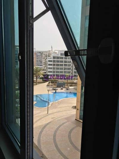 استوديو  للبيع في واحة دبي للسيليكون، دبي - Good investment @  DSO - Spacious studio with pool view  rented @ AED. 24 K Till Nov 2021 for SALE  @ AED. 300 K