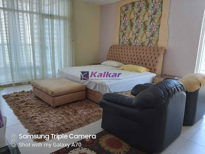 2 Bedroom   Unfurnished    With Maids Room