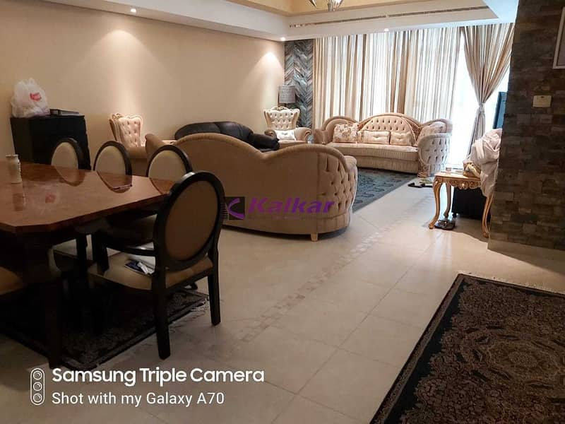 4 2 Bedroom   Unfurnished    With Maids Room