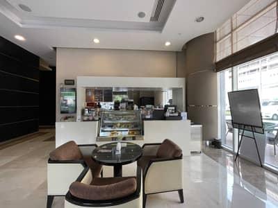 محل تجاري  للايجار في شارع إلكترا، أبوظبي - Excellent Business | Lobby Cafe for Rent