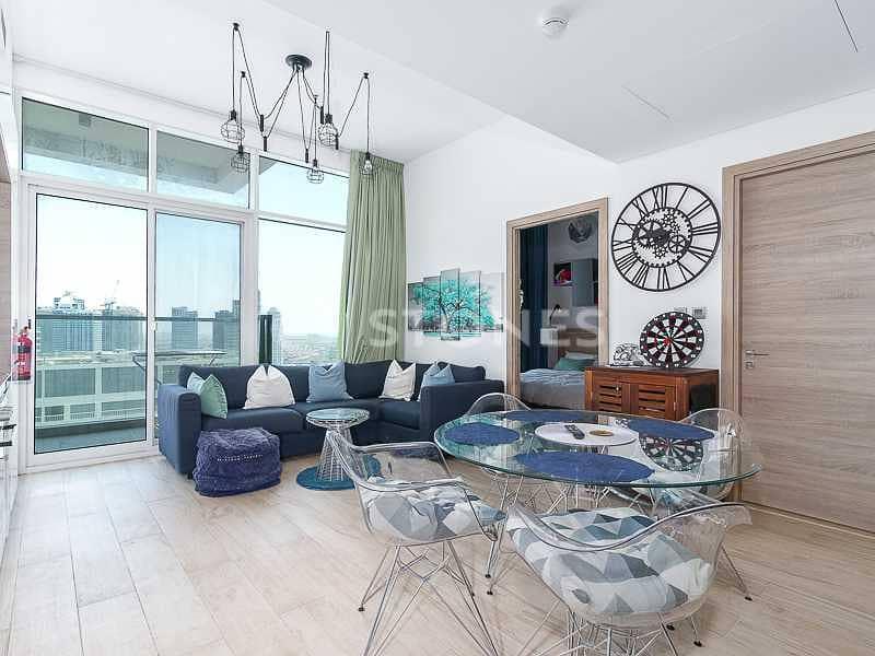Beautiful Fully Furnished | Dubai Marina View