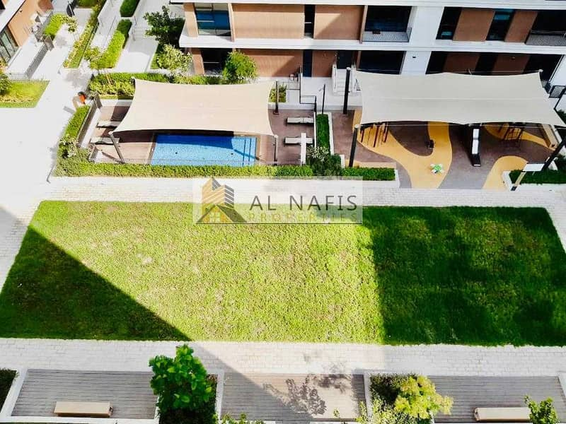17 Specious|Modern Layout|Direct Pool