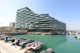 شقة في مساكن النسيم C النسیم البندر شاطئ الراحة 1 غرف 95000 درهم - 5454858
