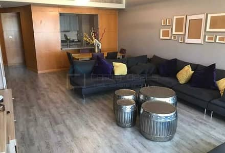 Furnished and Upgraded 1BR with Park View